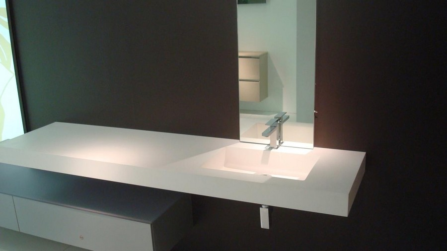 Awesome meuble sous vasque wedi photos amazing house design